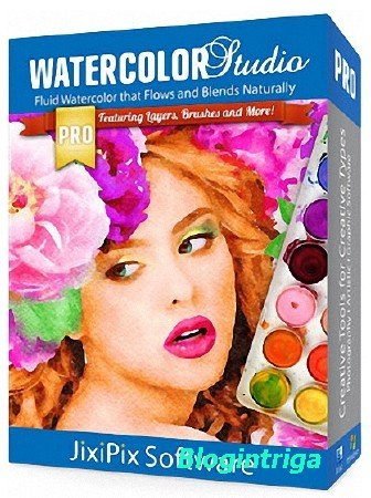 Jixipix Watercolor Studio 1.2.3