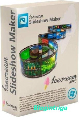 Icecream Slideshow Maker Pro 3.20 RePack/Portable by TryRooM