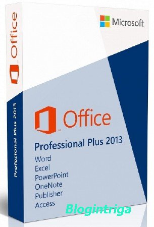 Microsoft Office 2013 Pro Plus SP1 15.0.5023.1000 VL (x86) RePack by SPecialiST v18.4