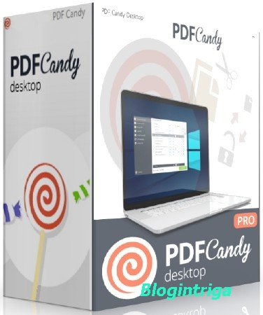 Icecream PDF Candy Desktop Pro 2.0 DC 18.04.2018