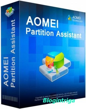 AOMEI Partition Assistant 7.0 RePack/Portable by elchupacabra