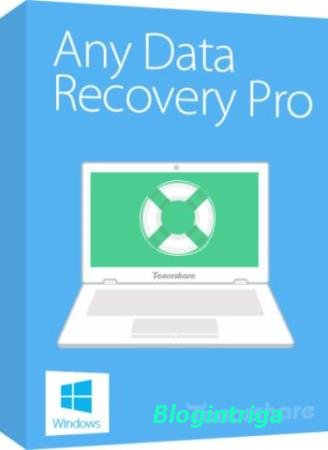 Tenorshare Any Data Recovery Pro 6.4.0.0 Build 04.25.2018
