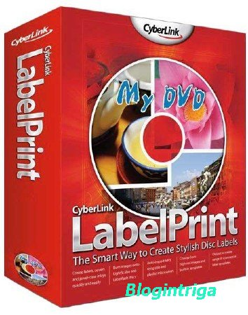 CyberLink LabelPrint 2.5.0.12508 + Rus