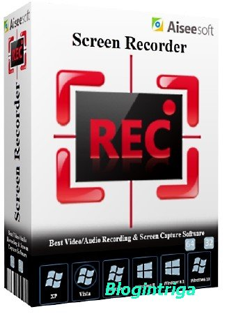 Aiseesoft Screen Recorder 2.0.8 + Rus