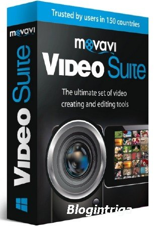 Movavi Video Suite 17.4.0 DC 24.05.2018