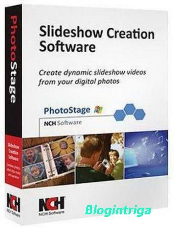 NCH PhotoStage Slideshow Producer Professional 5.03 (ML/RUS/2018) Portable