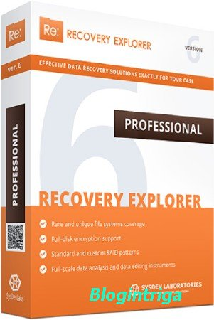 Recovery Explorer Professional 6.16.2