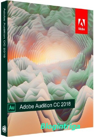 Adobe Audition CC 2018 11.1.1 Update 4 by m0nkrus