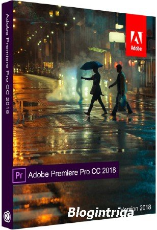 Adobe Premiere Pro CC 2018 12.1.1.10 Update 3 by m0nkrus