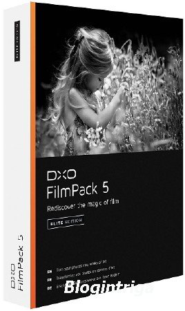 DxO FilmPack Elite 5.5.17 Build 578 (x64)