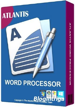 Atlantis Word Processor 3.2.4.1
