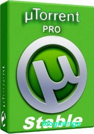 µTorrentPro 3.5.4 Build 44498 Stable RePack/Portable by Diakov