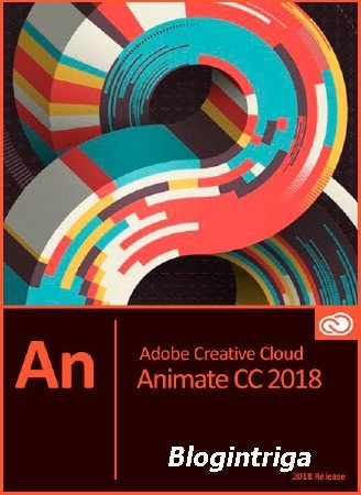 Adobe Animate CC 2018 18.0.2.126 RePack by KpoJIuK