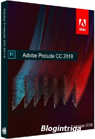 Adobe Prelude CC 2018 7.1.1 Update 3 by m0nkrus