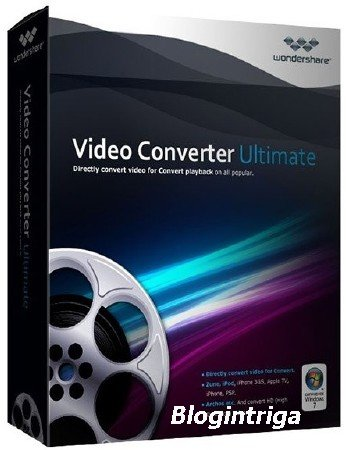 Wondershare Video Converter Ultimate 10.3.1.181 + Rus