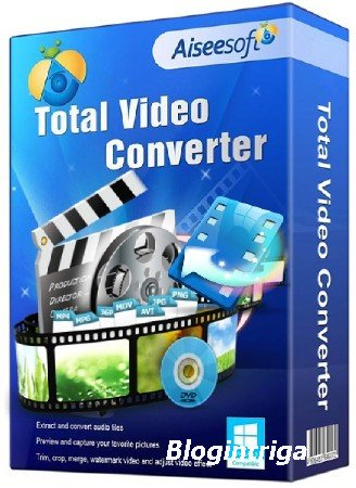 Aiseesoft Total Video Converter 9.2.26 + Rus