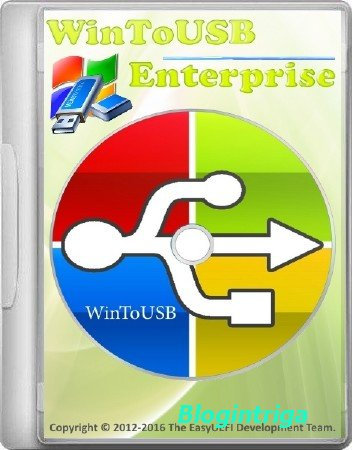 WinToUSB Enterprise 4.1 Release 1 ML/RUS