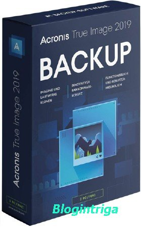 Acronis True Image 2019 Build 13660 RePack by KpoJIuK