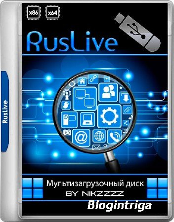 RusLive by Nikzzzz Update 2018.08.23 (RUS/ENG)