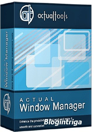 Actual Window Manager 8.13 Final ML/RUS