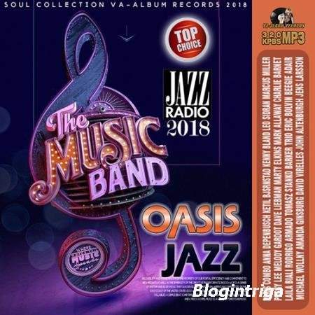 The Music Band: Oasis Jazz (2018)