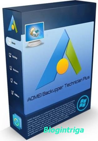 AOMEI Backupper Technician Plus 4.5.1 Portable (ML/Rus)
