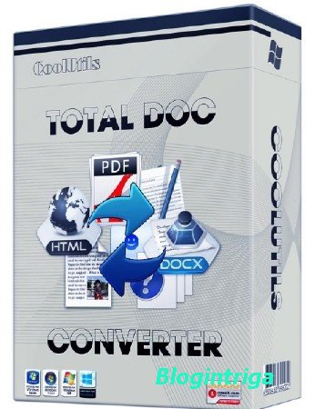 CoolUtils Total Doc Converter 5.1.0.189 ML/RUS