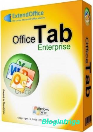 Office Tab Enterprise 13.10 RePack by Diakov