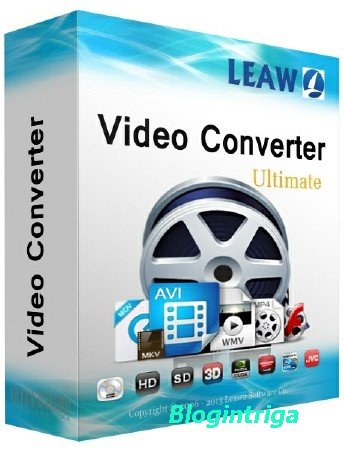 Leawo Video Converter Ultimate 8.0.0.0 ML/RUS