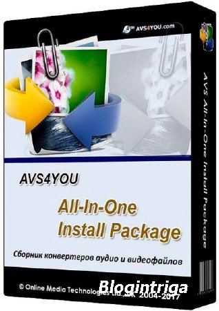 AVS4YOU Software AIO Installation Package 4.1.2.152