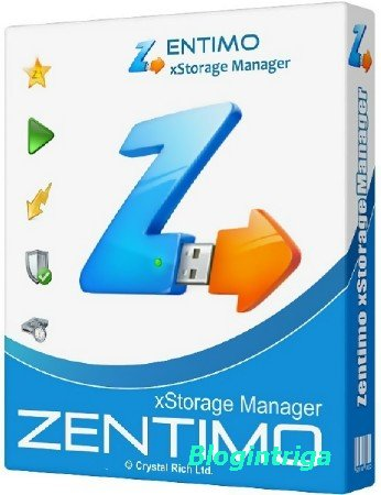 Zentimo xStorage Manager 2.1.5.1275 Final ML/RUS