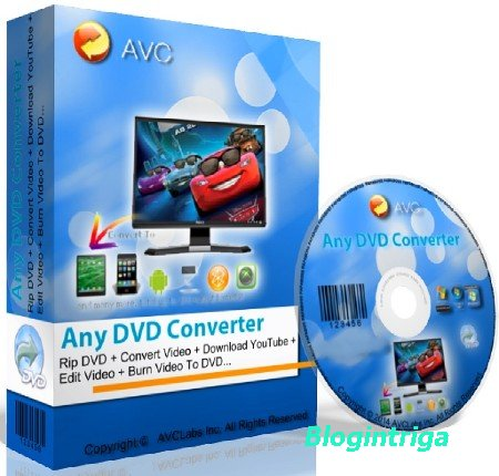 Any DVD Converter Professional 6.2.6 ML/RUS
