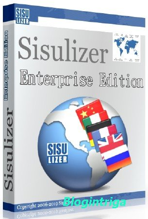 Sisulizer Enterprise Edition 4.0 Build 373 ML/RUS