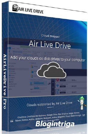 AirLiveDrive Pro 1.1.2 ML/RUS