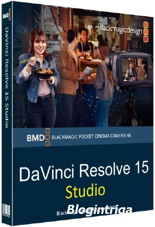 Blackmagic Design DaVinci Resolve Studio 15.1.0.24