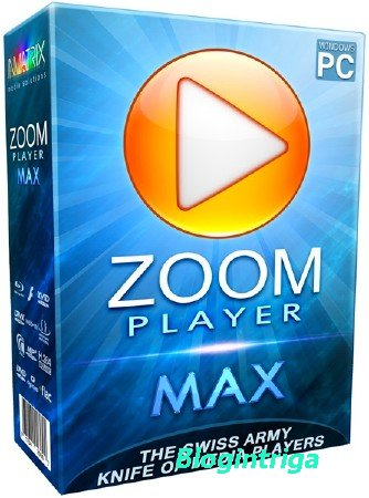 Zoom Player MAX 14.4 Beta 1 + Rus