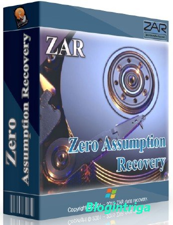 Zero Assumption Recovery 10.0 Build 1231 Technician Edition ENG