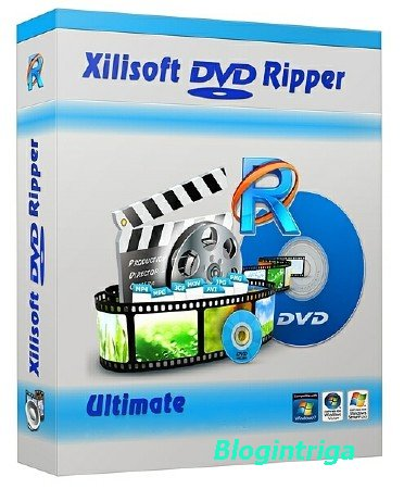 Xilisoft DVD Ripper Ultimate 7.8.23 Build 20180925 Final + Rus