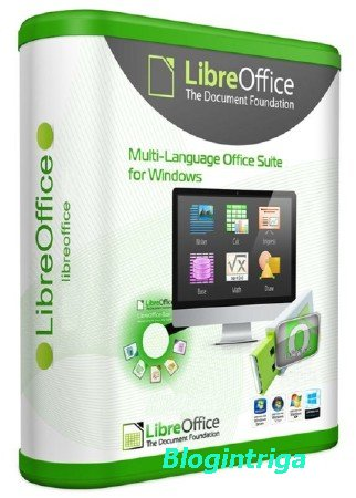 LibreOffice 6.1.2 Stable + Help Pack RUS