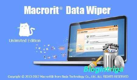Macrorit Data Wiper 4.3.6 Unlimited Edition + Portable ENG