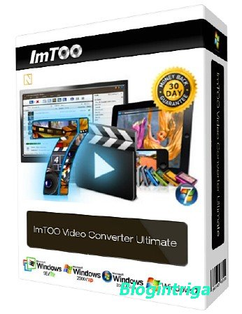 ImTOO Video Converter Ultimate 7.8.23 Build 20180925 Final + Rus