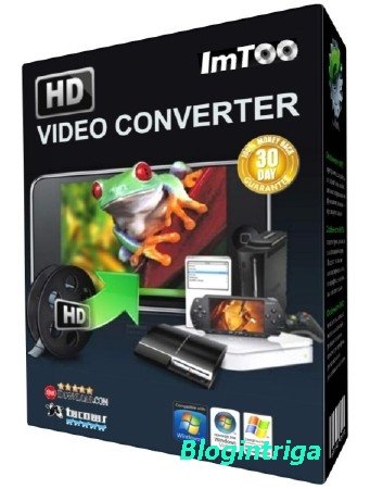 ImTOO HD Video Converter 7.8.23 Build 20180925 Final + Rus