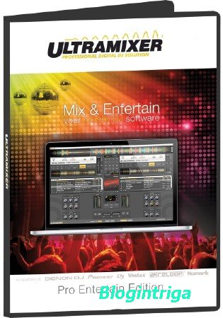 UltraMixer Pro Entertain 6.0.8 ENG