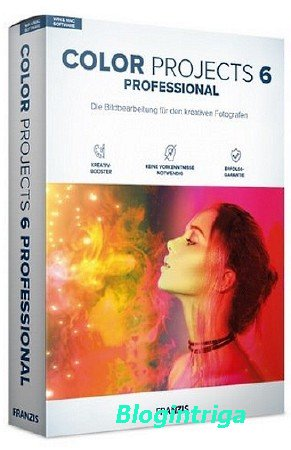 Franzis COLOR projects professional 6.63.03376 + Rus