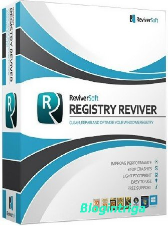 ReviverSoft Registry Reviver 4.19.8.2 ML/RUS