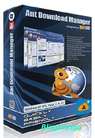 Ant Download Manager Pro 1.10.0 Build 53224 Final ML/RUS