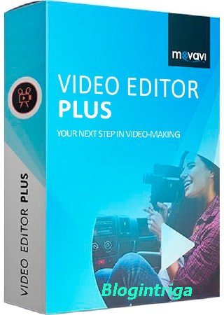 Movavi Video Editor Plus 15.0.0 Portable