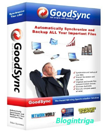 GoodSync Enterprise 10.9.11.1 ML/RUS