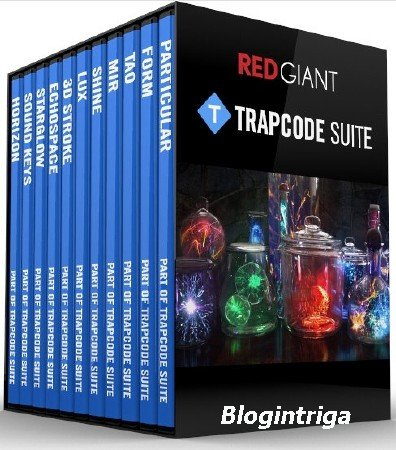 Red Giant Trapcode Suite 14.1.4 ENG