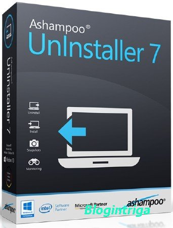 Ashampoo UnInstaller 7.00.10 Final DC 17.10.2018 ML/RUS